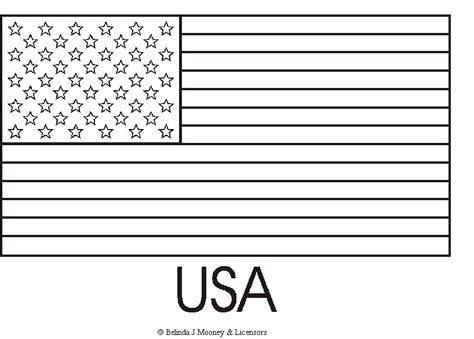 Usa Coloring Flag Pages Disney Coloring Pages Flag Colouring Pages