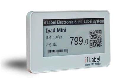 Electronic Shelf Label by Electronic Shelf Label Electronic Price Label Digital