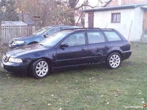 Audi A4 B5 1 8 T by Audi A4 B5 1 8 T Lpg Biała Sprzedajemy Pl