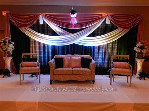 Wedding Backdrop Calgary by Wedding Stage Decoration Wedding Backdrop Wedding