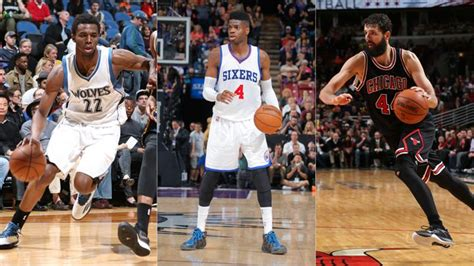 Nba Rookie Of The Year Also Search For The Three Race For Nba Rookie Of The Year Rolling