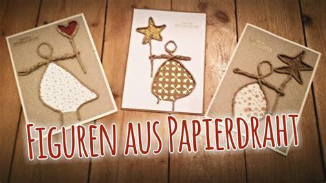 figuren aus papier schneiden figuren aus papierdraht figur aus draht und papier