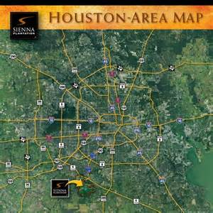 houston golf map directions to plantation in missouri city tx