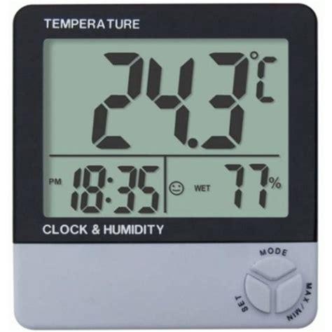 Multimeter Digital Masda masda md 807 humidity thermohygrometer geo multi