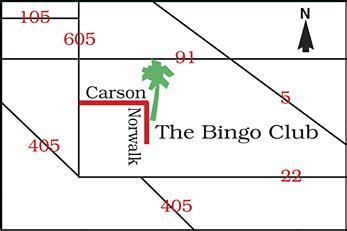 Bingo Club Hawaiian Gardens by The New Bingo Club Hawaiian Gardens