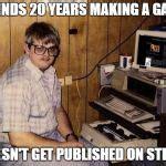 Meme Generator Nerd - computer nerd meme generator imgflip