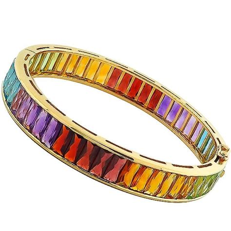 Multi Colored Bangle Bracelets   Best Bracelet 2017