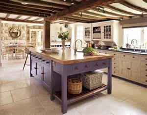 country kitchen islands 21 beautiful kitchen islands and mobile island benches