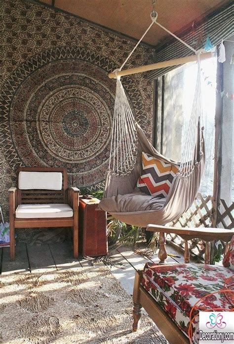Design Home Inspiration Boho Bohemian 10 Cozy Bedroom Bohemian Style Gives You A Feeling Of Warmth Bedroom