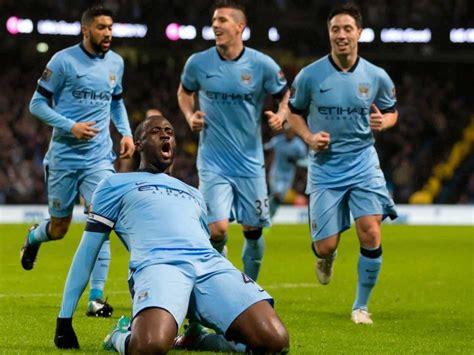 Playmaker Manchester City manchester city eye another wembley fa cup triumph ndtv