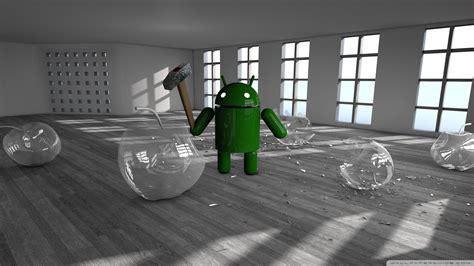 Download Wallpaper Android Vs Apple Hd Wallpaper 1920x1080