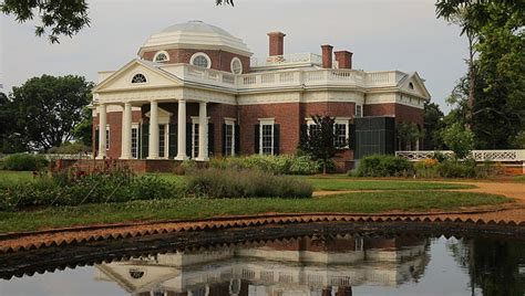 thomas jefferson house the homes of thomas jefferson coldwell banker blue matter