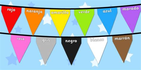 spain colors colours on bunting colour display keywords spain
