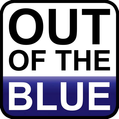 Out Of The by Out Of The Blue