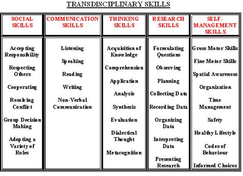 transdisciplinary themes meaning emma c chase international baccalaureate monticello