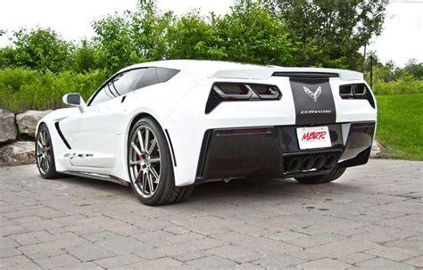 corvette performance exhaust the mbrp performance exhaust project c7 corvette features