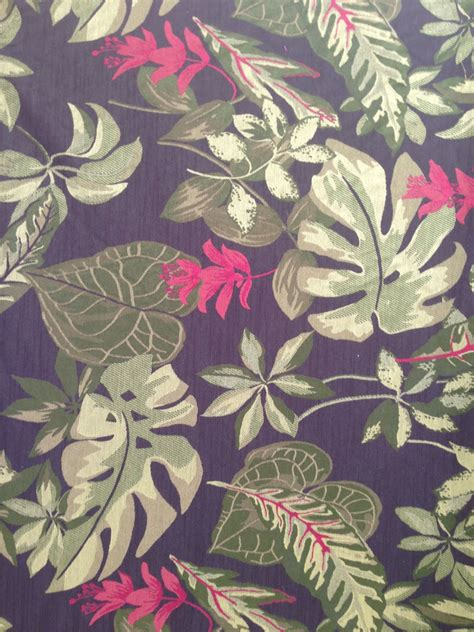 botanical upholstery fabric rain forest upholstery fabric tropical botanical black
