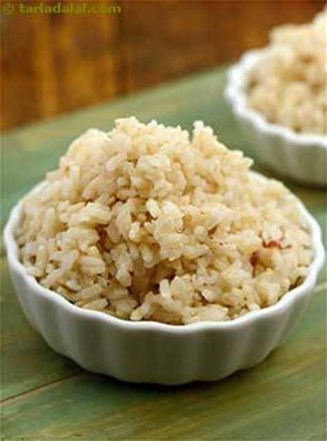 Shelf Of Cooked Rice by Brown Rice Glossary Recipes With Brown Rice Tarladalal