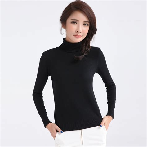 Vogue Sweater Zt7106 1 2015 winter sweater fashion slim pullover sleeve turtleneck sweaters in