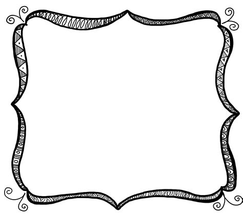 frame clipart picture frame clipart clipground