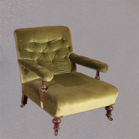 button back armchairs victorian button back armchair c 1900 antiques atlas