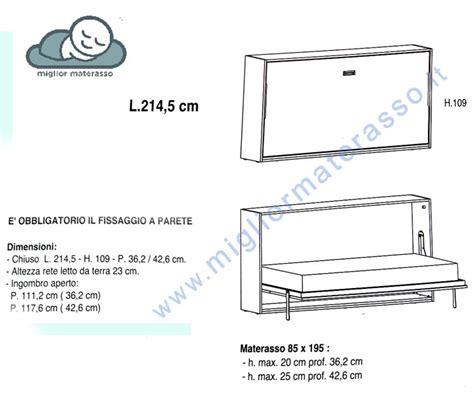 misure letto a letto a scomparsa roma in esposizione letto singolo prezzo
