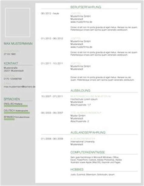 Vorlagen Modern 1000 Ideas Sobre Lebenslauf Muster En Bewerbung Muster Cv Muster Y Lebenslauf