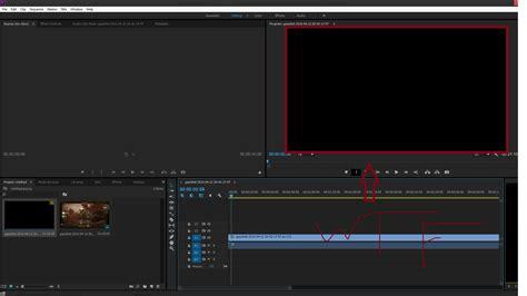 adobe premiere pro vs elements adobe premiere pro cc 2015 blackscreen with playback
