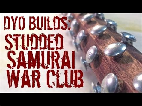 Studded Fight Club by Last Of The Mohicans War Club Doovi