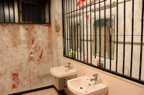 bathroom themed restaurant eat at a themed restaurant in tokyo