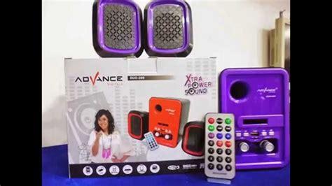 Ysomc Mini Speaker Biru daftar harga speaker komputer daftar harga speaker advance