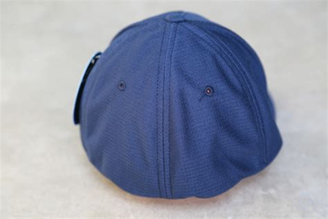 cool pique mesh fitted cap 34 clothing