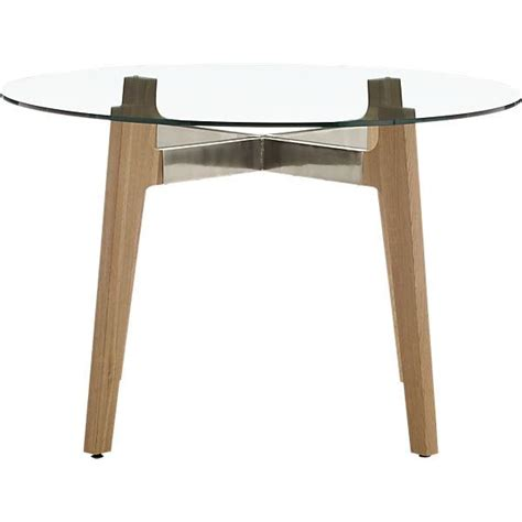 Cb2 Dining Table Brace Dining Table Cb2