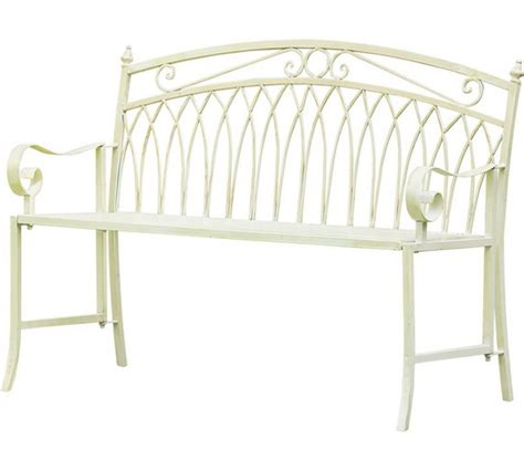 bench watches argos buy versailles bench antique cream at argos co uk your