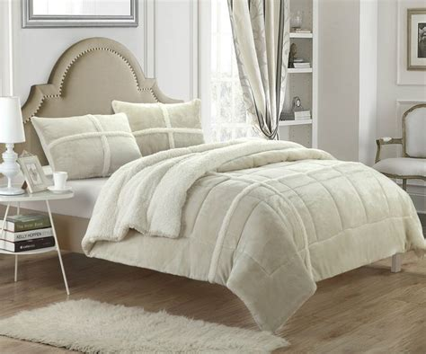 microsuede comforter sets king 1000 images about luxurious microsuede sherpa comforter