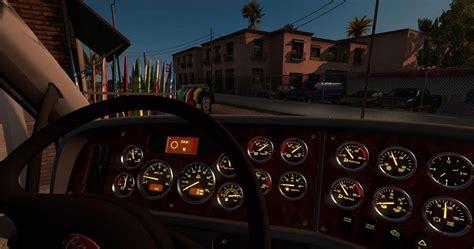 Interesting Lamps by Peterbilt 387 Ats Ats Mod American Truck Simulator Mod