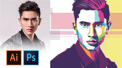 tutorial wpap illustrator cs3 wpap tutorial illustrator photoshop youtube