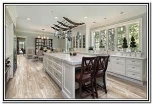 Wood look porcelain tile for kitchens home design ideas