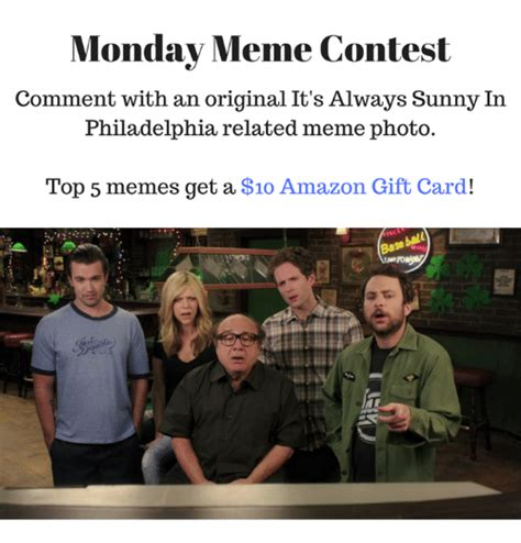 Its Always Sunny In Philadelphia Memes - funny its always sunny memes of 2017 on sizzle