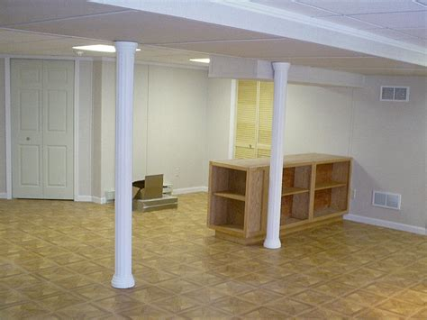 basement finishing products finished basement touches in st louis springfield st charles mo il doors windows