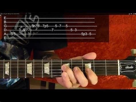 tutorial guitar billionaire how to play no time by the guess who with tabs youtube