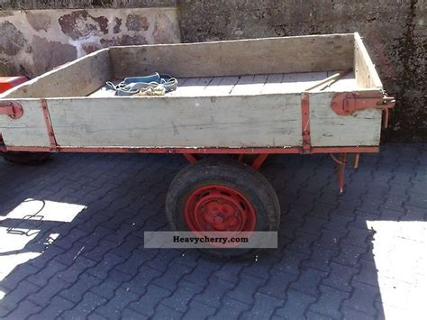 Mobil Truck Engineering 777 52 Mobil Digger diy tractor 1987 agricultural tractor photo and specs