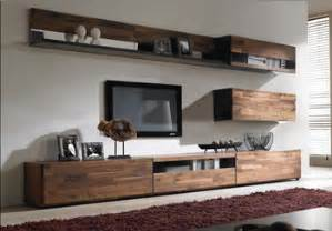 Mobile Home Interior Wall Paneling hanging shelf with hanging cabinets wooden tv stand