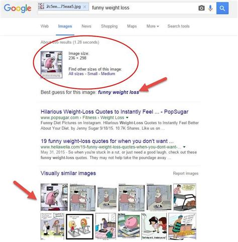 How To Find Through Image Search How To Search Using Images On Daves Computer Tips