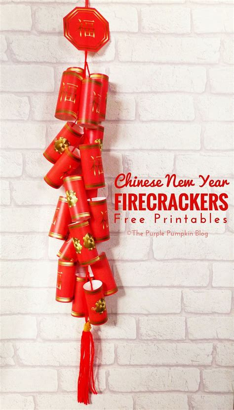new year firecrackers free printables archives 187 the purple pumpkin
