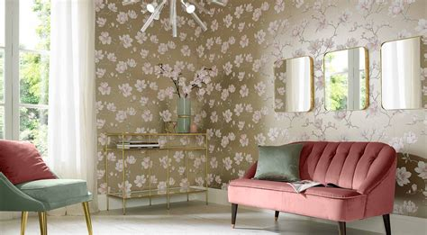 Fashion 3d Home Decor Beautiful Brick Pink Flower Custom Wallpaper For Walls Wall Coverings Home Wallpaper