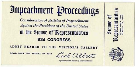 What Officers Can The House Impeach by Unalienable Rights Foundation On Impeachment The