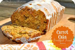 carrot cake breakfast bread the seasoned mom