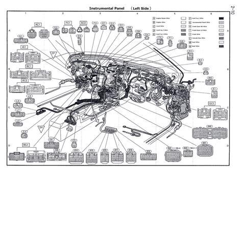 toyota aristo vvt i ecu pinout wiring diagram toyota get