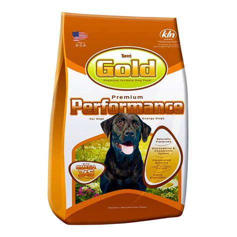 Gold Tuffys Premium Food 1kg Tuffys Gold Premium Performance Food